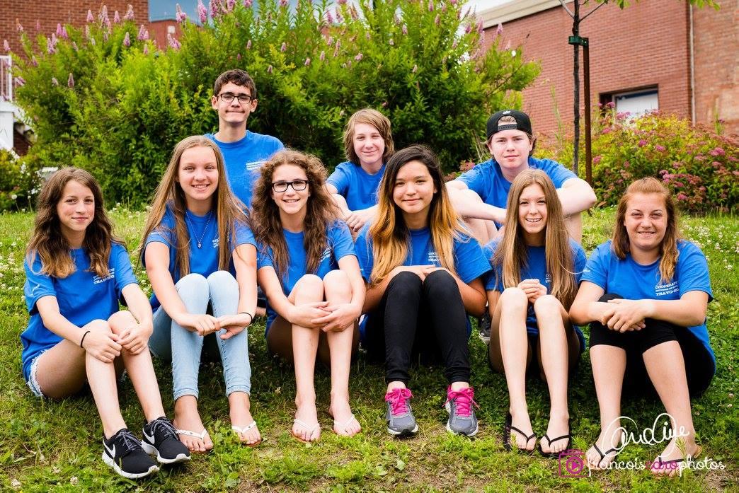 Coopérative jeunesse de services Travo-Brio - Juillet 2016