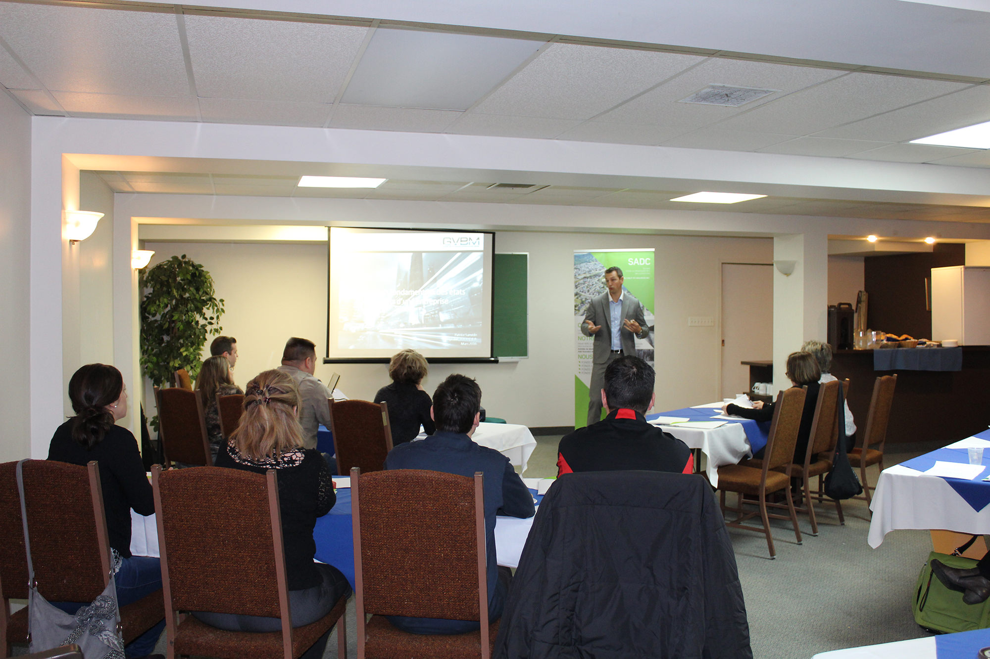 Formation en comptabilité - Mars 2016