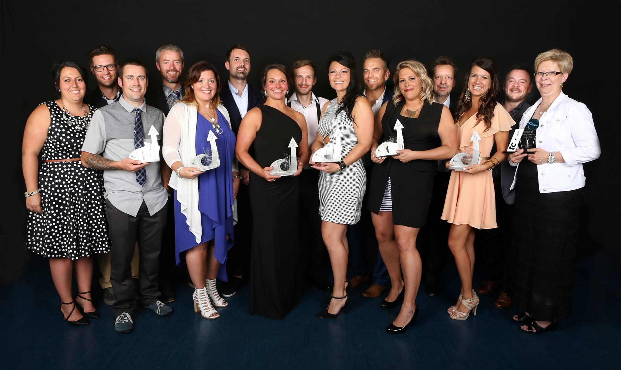 La communauté des affaires nomme ses gagnants au Gala Desjardins Action - Juin 2016